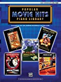 img - for Popular Piano Library Movie Hits: Level 3 book / textbook / text book