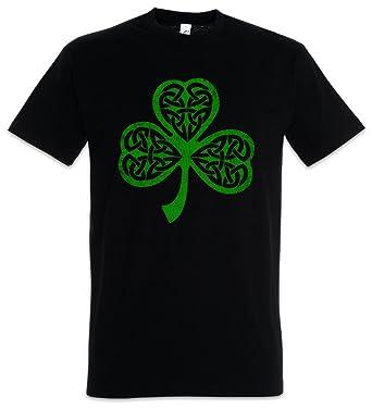 Shamrock Irish Knot II T-Shirt - Hoja de trébol Irlanda ...