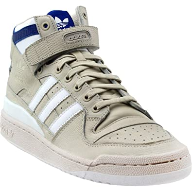 be3ad6f9e9829 Amazon.com | adidas Mens Forum MID Athletic & Sneakers Brown | Shoes