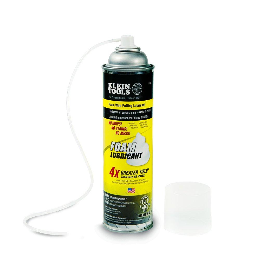 Wire Pulling Foam Lubricant Klein Tools 51100 - - Amazon.com