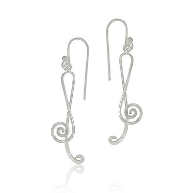Goldmajor Women 925 Sterling Silver Pearl Stud Earrings JWER1504 eQCyT8K