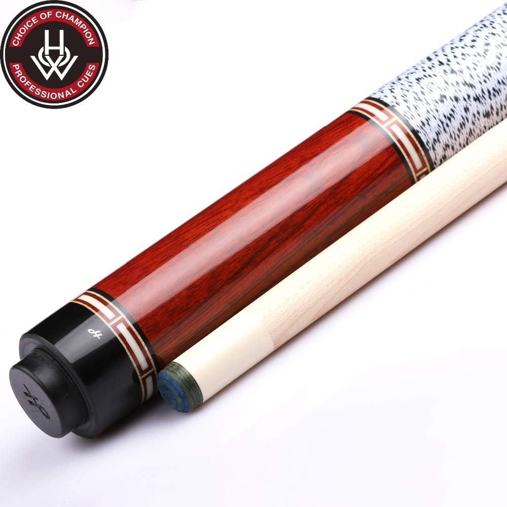 YWEHAPPY Cómo Cue Fh-13b Serie Cue Stick Profesional Cónica 13mm ...