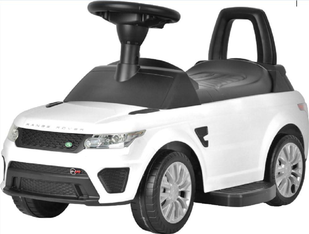 Best Ride On Cars Range Rover Sport Svr 6V, White