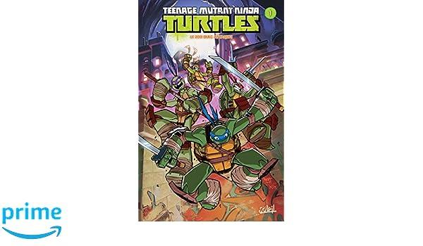 Teenage Mutant Ninja Turtles T01 (SOL.COMICS): Amazon.es ...