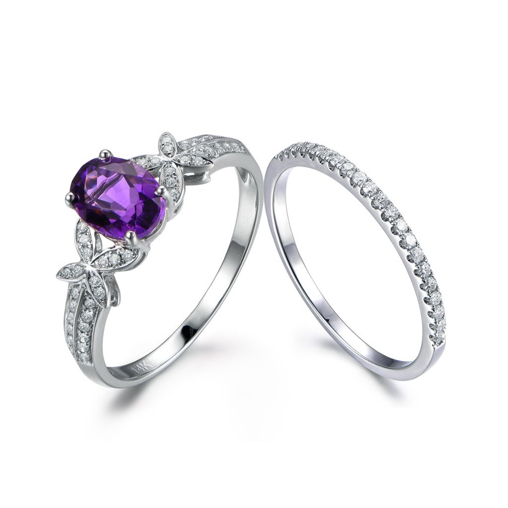 To acquire Wedding amethyst rings sets pictures trends