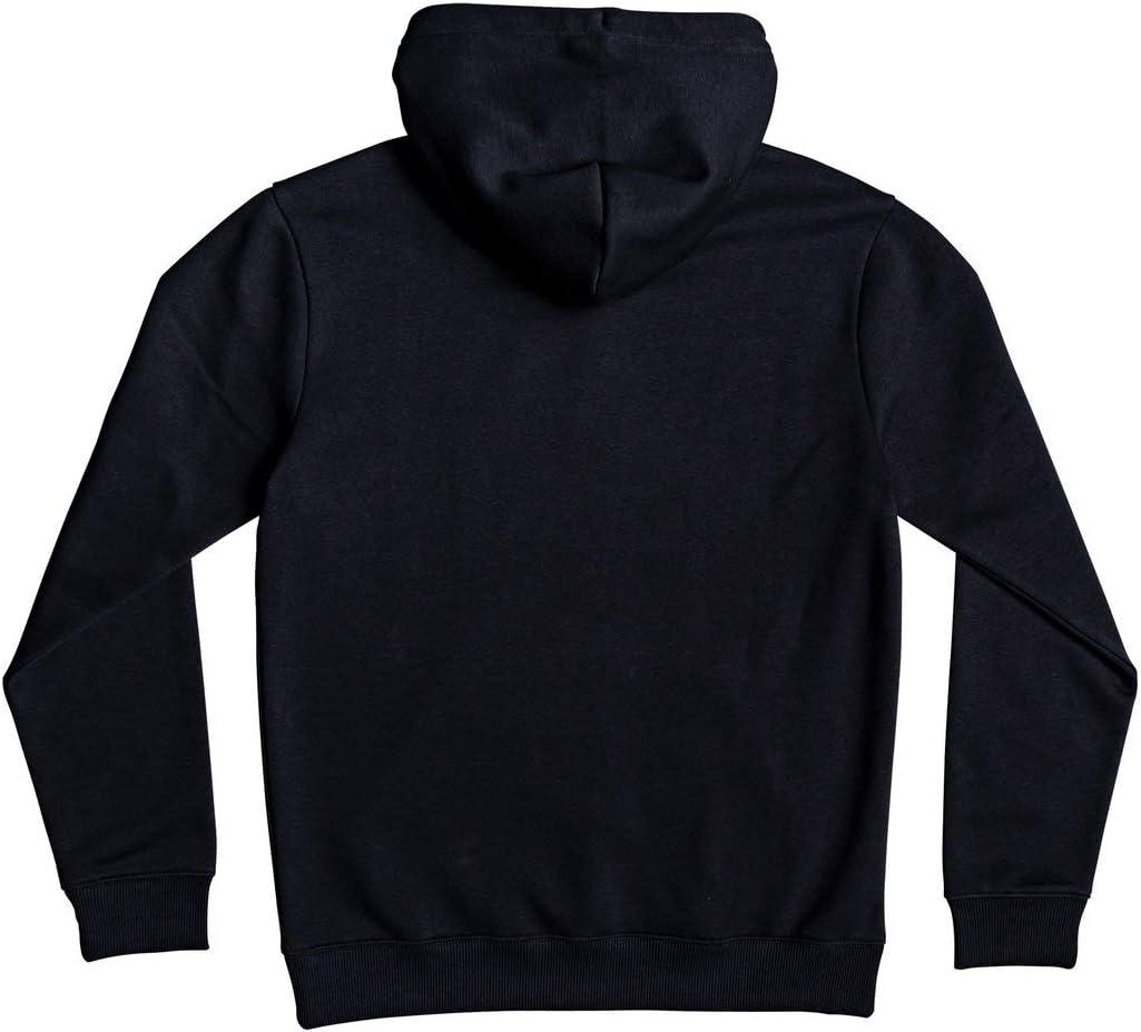 Quiksilver Mens Big Logo Snow Hoodie for Men Hoodie