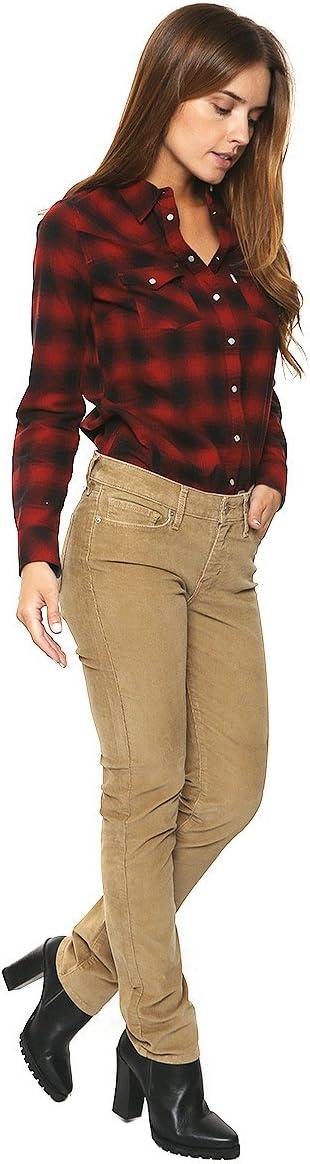 Levis Pantalon 712 Cafe Pantalones Para Mujer Amazon Com Mx Ropa Zapatos Y Accesorios