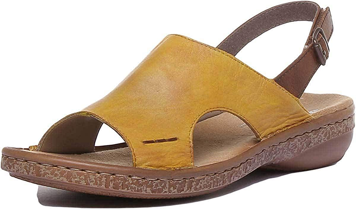 Amport Womens Sling Back Sandals