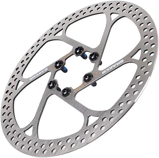 Rotor de freno de disco Rotores redondeado a prueba de cortes del ...