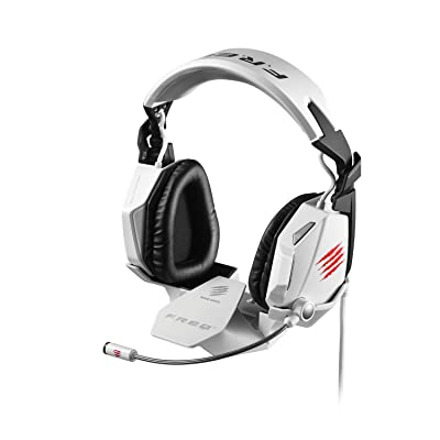 Mad Catz F.R.E.Q. 7 Surround Sound Gaming Headset review