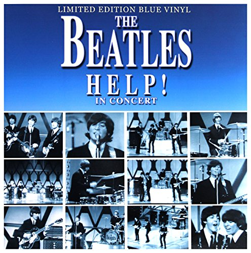 Beatles - Help! in Concert [Vinyl LP] (1 LP)