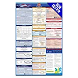 2018 Wisconsin Labor Law Poster – State, Federal, OSHA Compliant – Laminated Mandatory All in One Poster