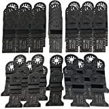 multi lock key machine - HAOLI 48 pcs/set Oscillating Tool Saw Blades For Fein Multimaster,Dremel,Bosch,Makita,Einhell,Skil (Not valid for Bosch star lock) (HL48-1(48pcs))