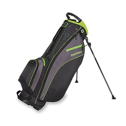8689b772cf38 Datrek Carry Lite Pro Stand Bag Black Charcoal Lime Carry Lite Pro Stand Bag