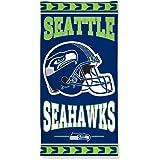 Wincraft - Toalla de playa de NFL Seattle Seahawks