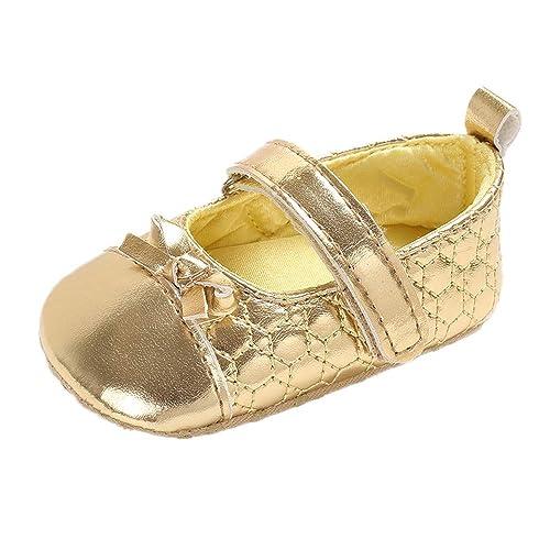 Zapatos de bebé, ASHOP Botas de Nieve Botas para bebé Zapatos Bebe niña Primeros Pasos Zapatillas casa Divertidas: Amazon.es: Zapatos y complementos