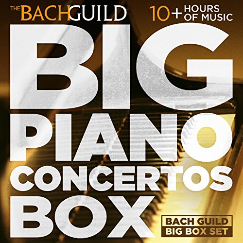 (Big Piano Concertos Box)