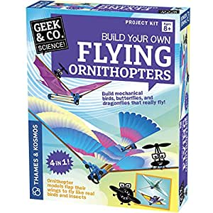Geek & Co. Science Flying Ornithopters Science Kit