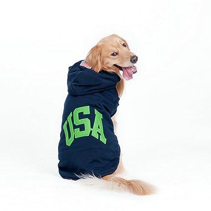 BKPH Ropa de Invierno Suéter de Perro Grande Ropa para Perros Productos para Mascotas Perros Grandes
