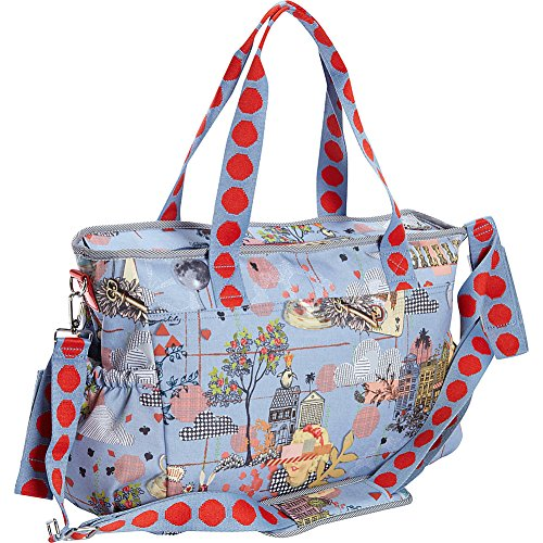 OILILY TASCHE - Playing Cards - Baby Bag - Sand
