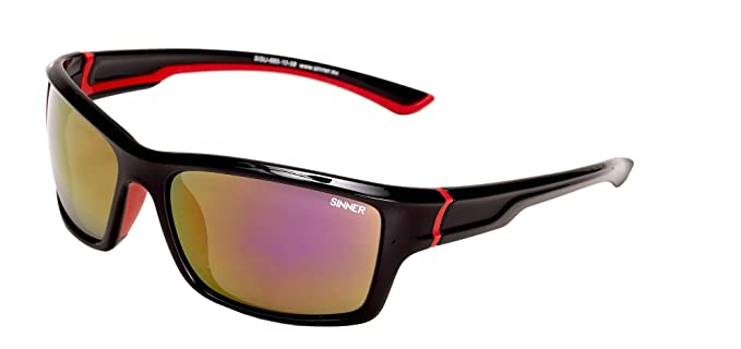 Sinner Cayo Sunglasses - Dark Blue/white ksg2hNT