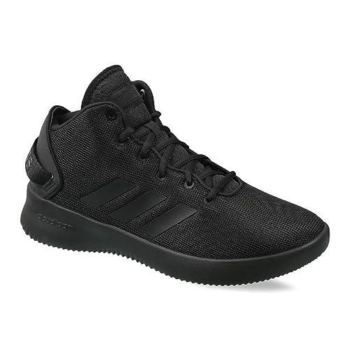 promo code ffe8d 2d358 adidas - Neo Cloudfoam CF Refresh Mid - DA9670 - Color  Black - Size  11.5   Amazon.co.uk  Shoes   Bags