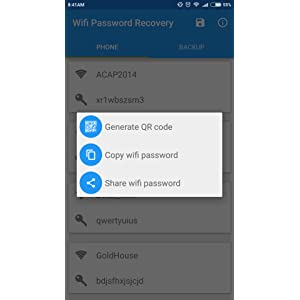 Wifi Password Recovery: Amazon ca: Appstore for Android