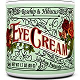 Beauty : Eye Cream Moisturizer (1.7 oz) 94% Natural Anti Aging Skin Care