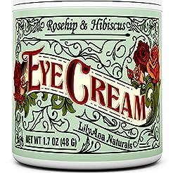 Eye Cream Moisturizer (1.7oz) 94% Natura...