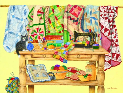 puzzles quilts - 4