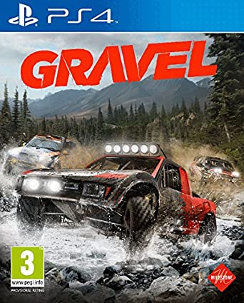Gravel Playstation 4 Amazon Es Videojuegos