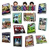 Edupress Literary Genres Bulletin Board (EP62292)
