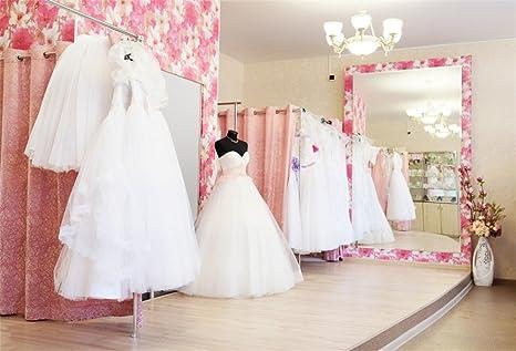 Amazon Com Lfeey 9x6ft Wedding Salon Interior Backdrop For
