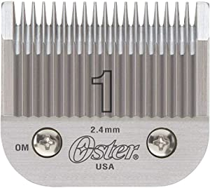 New Oster 76 clipper Blade Size #1 -76918-086 Professional Salon Barbe