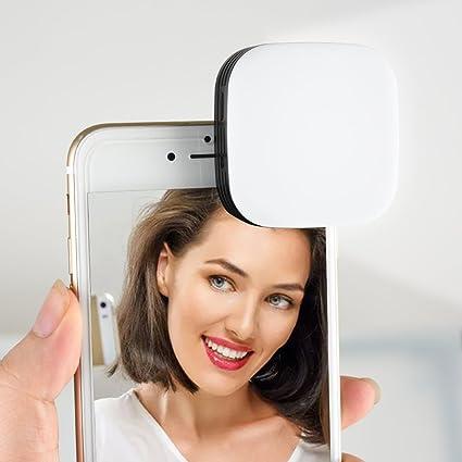 Godox LEDM32 Smartphone Mini Light, 5600K Selfie LED Spotlight ...