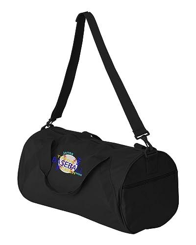Duffel Bag Personalized Baseball Softball Fast Slow Pitch Coach Team Sports  Luggage Monogrammed Duffle Travel