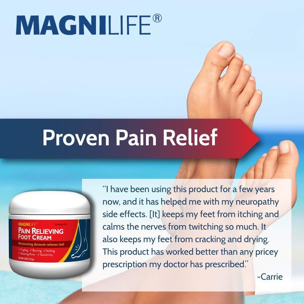 burning feet treatment cream