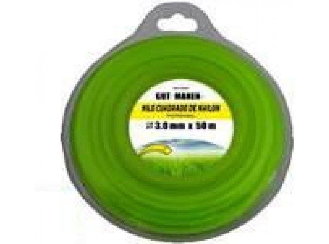 Ausavil2. S.L. - Hilo Nylon Redondo Para Desbrozadora 1,6 X 15 M ...