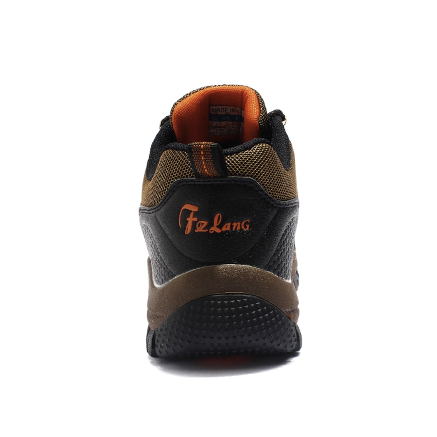 T-Gold 2017 Men's Waterproof Low Hiking Shoe Outdoor Breathable Climing Trekking Sports Summer by T-Gold (Image #3)