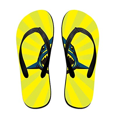 71b285fb174d2 Big White Shark Cozy Personalized For Children And Adults Men And Women  Print Pattern Sandals Beach