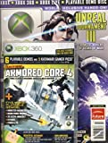 The Official X-Box Magazine, July 2007 Issue