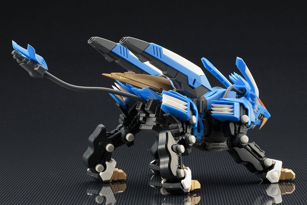 Zoids Blade Liger Figure Collection Mini Book Tommy Free Ship