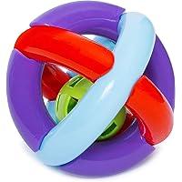 Brinquedo para Bebe Bola Maluquinha Merco Toys, Cores sortidas, 1 unidade