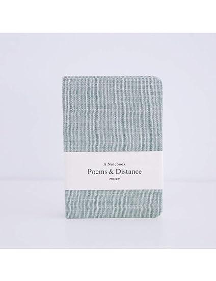 KZIOE Cuaderno A5 A6 Original Oficina Diario/Semana ...