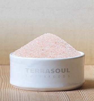 Terrasoul Superfoods Himalayan Pink Salt (Extra-Fine), 2 Pounds