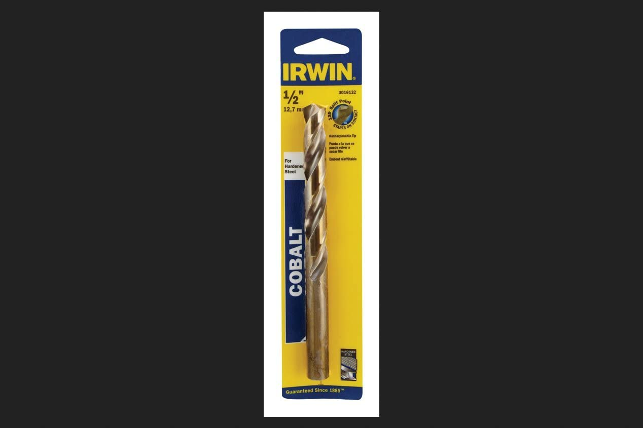 Irwin Tools 1882784 Speedbor Countersink Wood Drill Bit Number-12