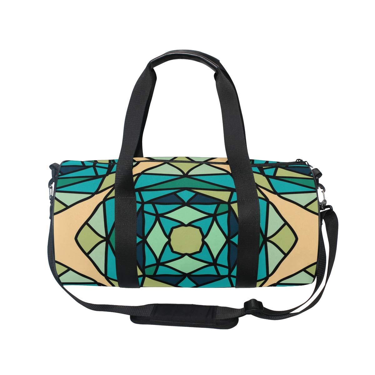 Radiant Ceramic PictureWaterproof Non-Slip Wearable Crossbody Bag fitness bag Shoulder Bag