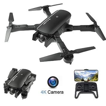 Drones con Camara 4k con Larga Duracion de Batería, FPV HD Doble ...