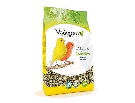 VADIGRAN Comida para Canarios 4 kg