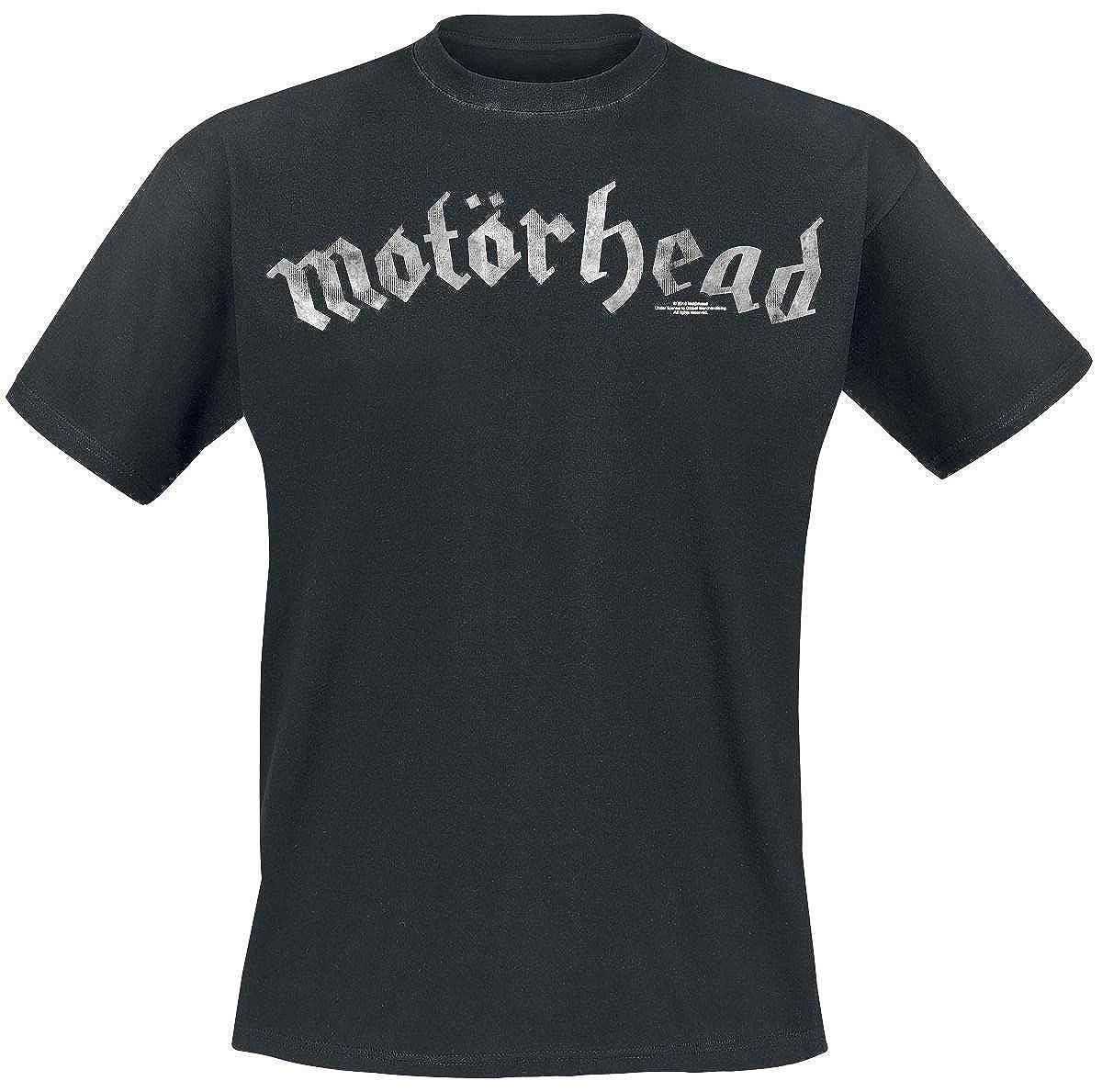 Motörhead Logo T-Shirt schwarz